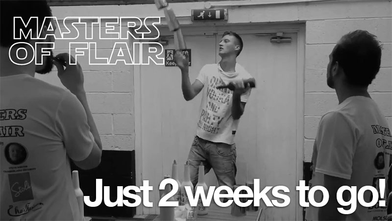 Masters of Flair is less than 2 weeks away!