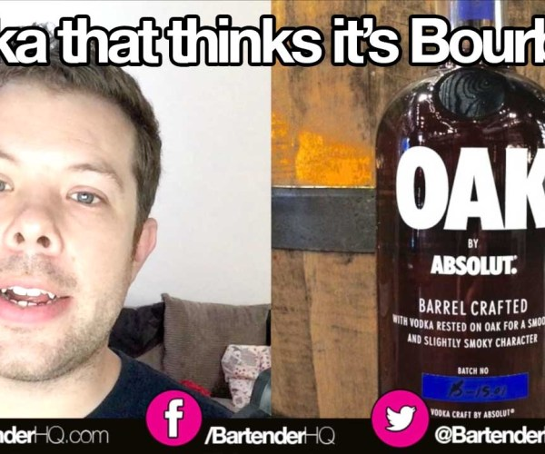 Bourbon Flavoured Vodka? BartenderHQ Podcast