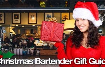 Bartender Gifts perfect for Christmas