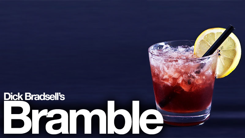 The Bramble Cocktail Recipe
