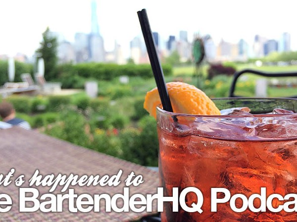 What's Happened to the BartenderHQ Podcast?