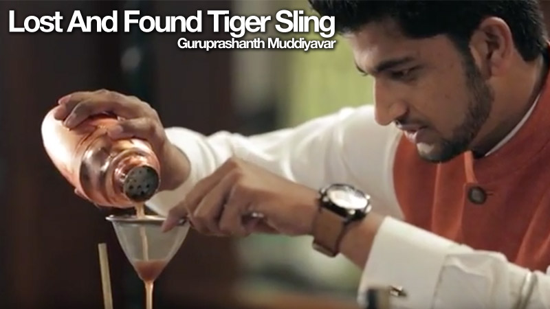 Lost And Found Tiger Sling by Guruprashanth Muddiyavar (Video)