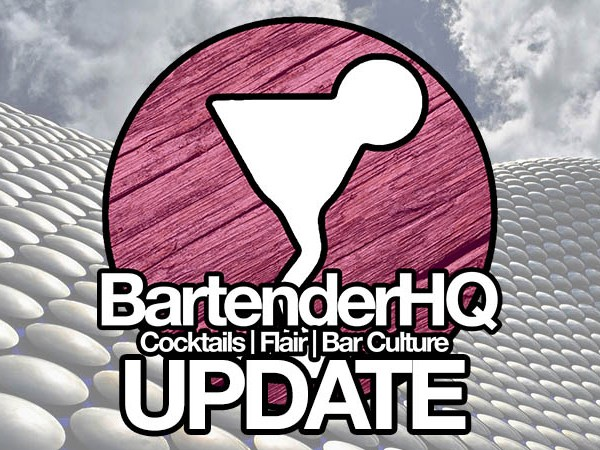BartenderHQ Update – What's going on?