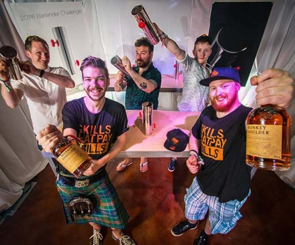 UK's Ultimate Bartender crowned at Tales of the Cocktail!
