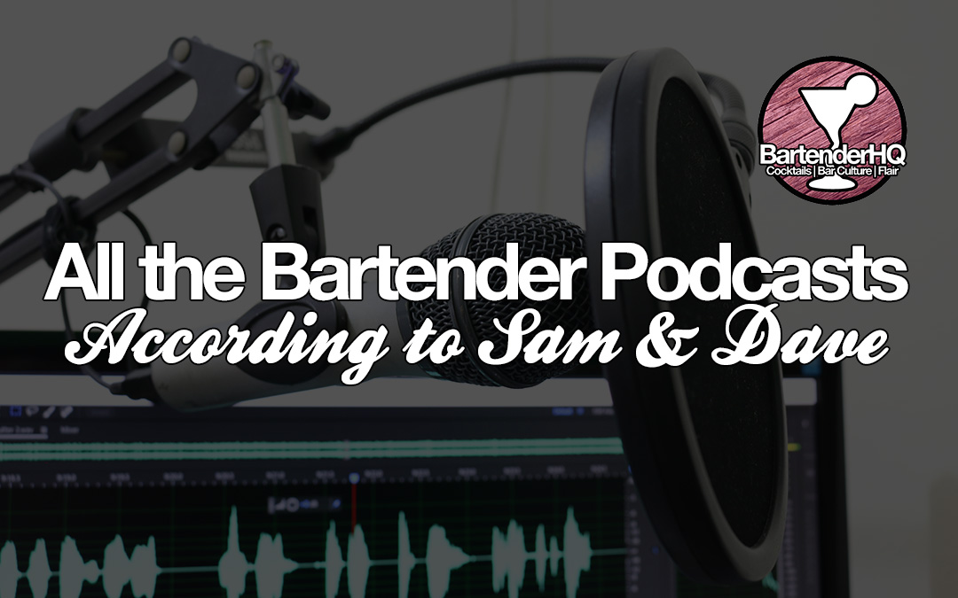 The Bartender Podcast playlist