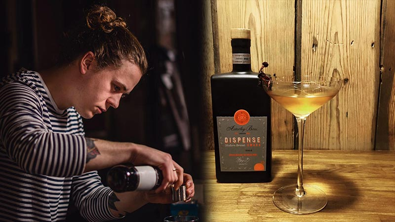 Rory Eaton - The Vermouth Ambassador Cocktail Showcase