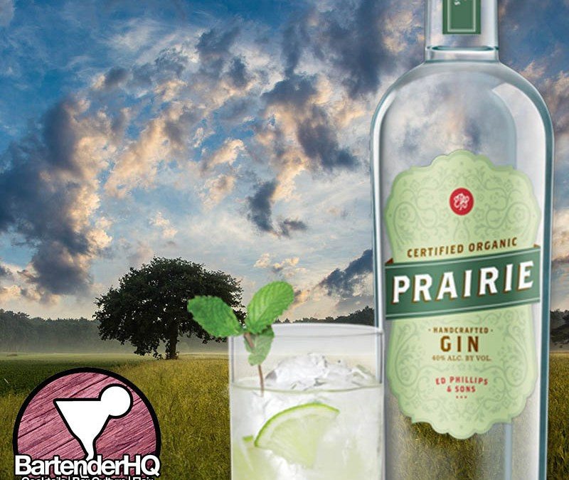 Prairie Cucumber Collins Cocktail Recipe
