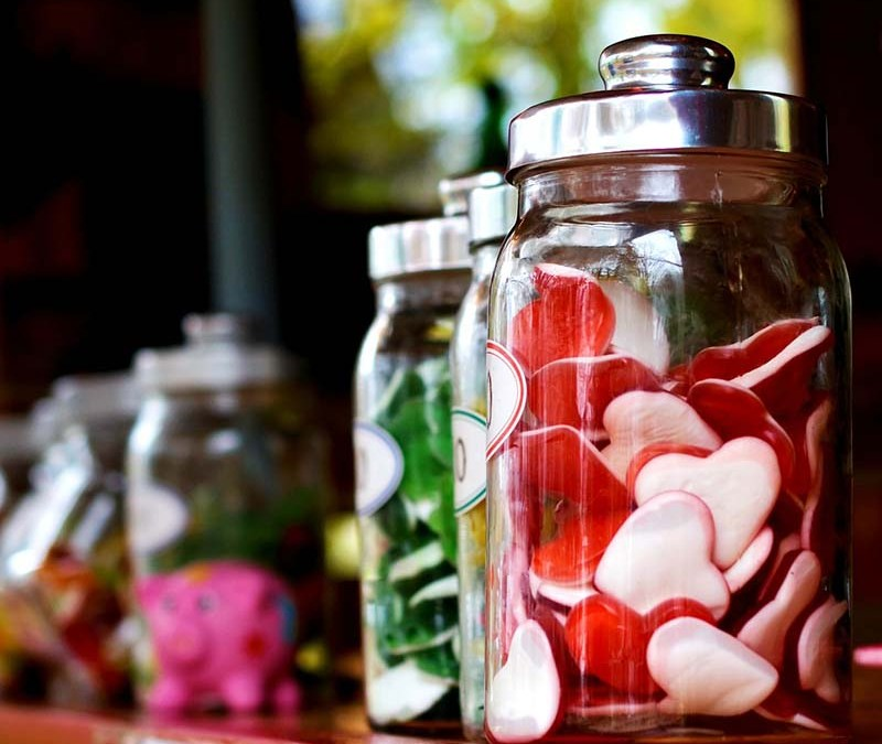 Buy your guests candy! Tips for Tips from Short Sips!
