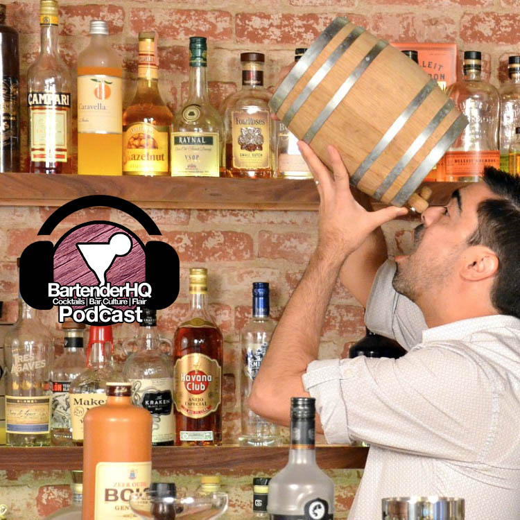 Chris Tunstall from Mixology Talk and A Bar Above [Podcast]