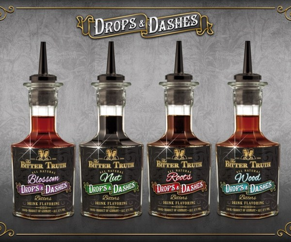 The Bitter Truth – Drops & Dashes Range