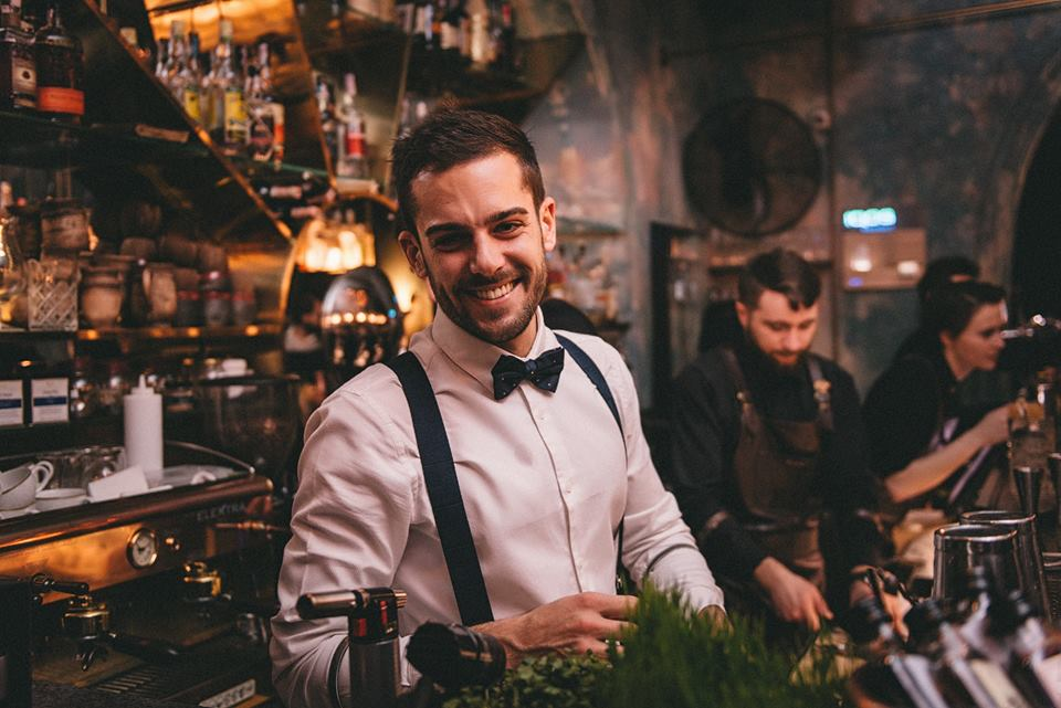 Quaglino's appoints Federico Pasian as new Head Mixologist