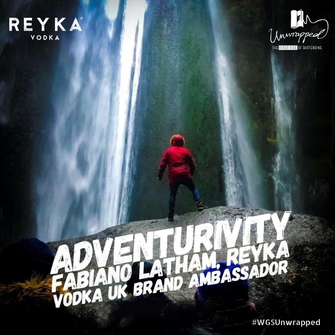 Adventurivity: Fabiano Latham of Reyka Vodka Explains | Podcast