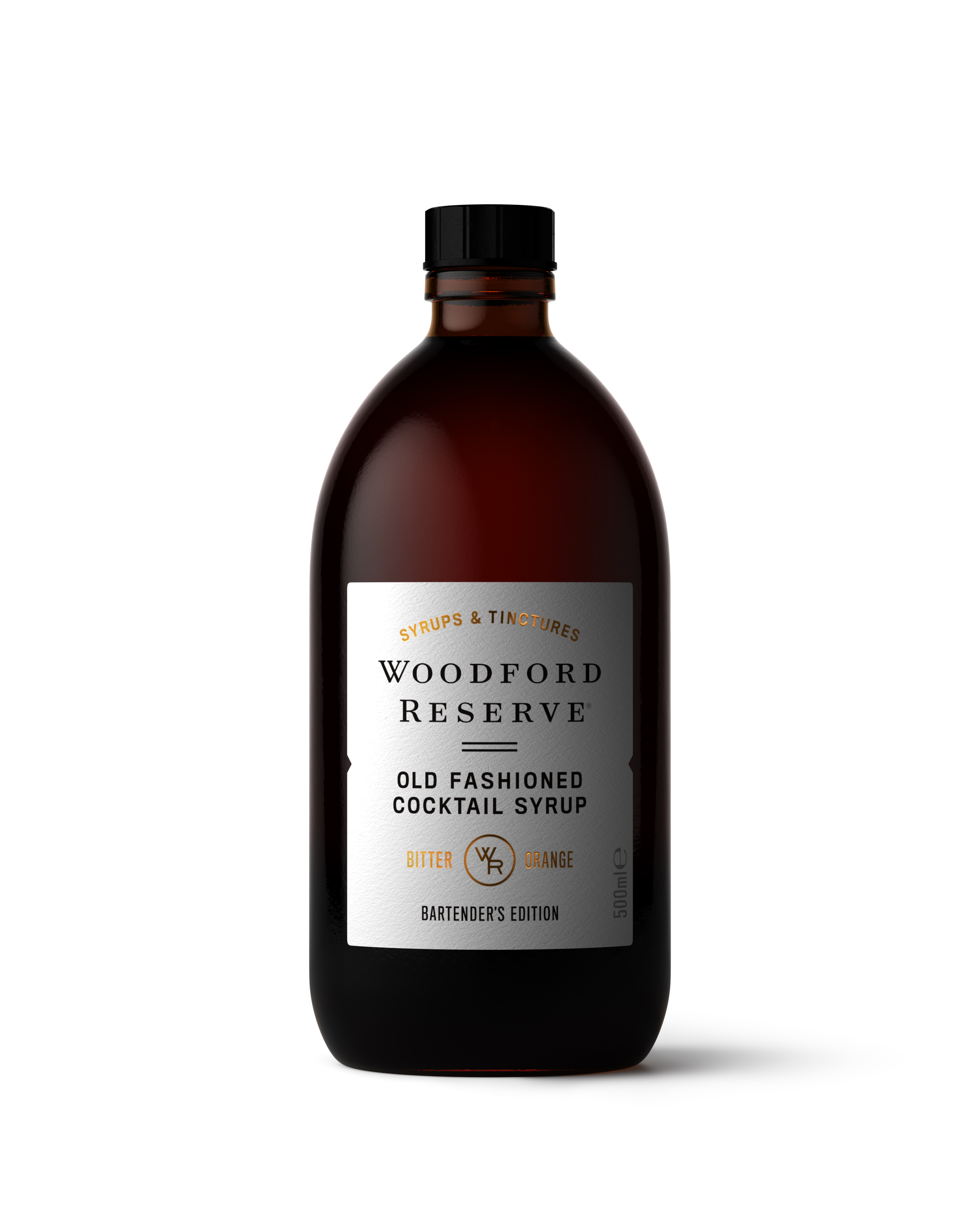 WOODFORD RESERVE® Creates a Bespoke Old Fashioned Cocktail Syrup