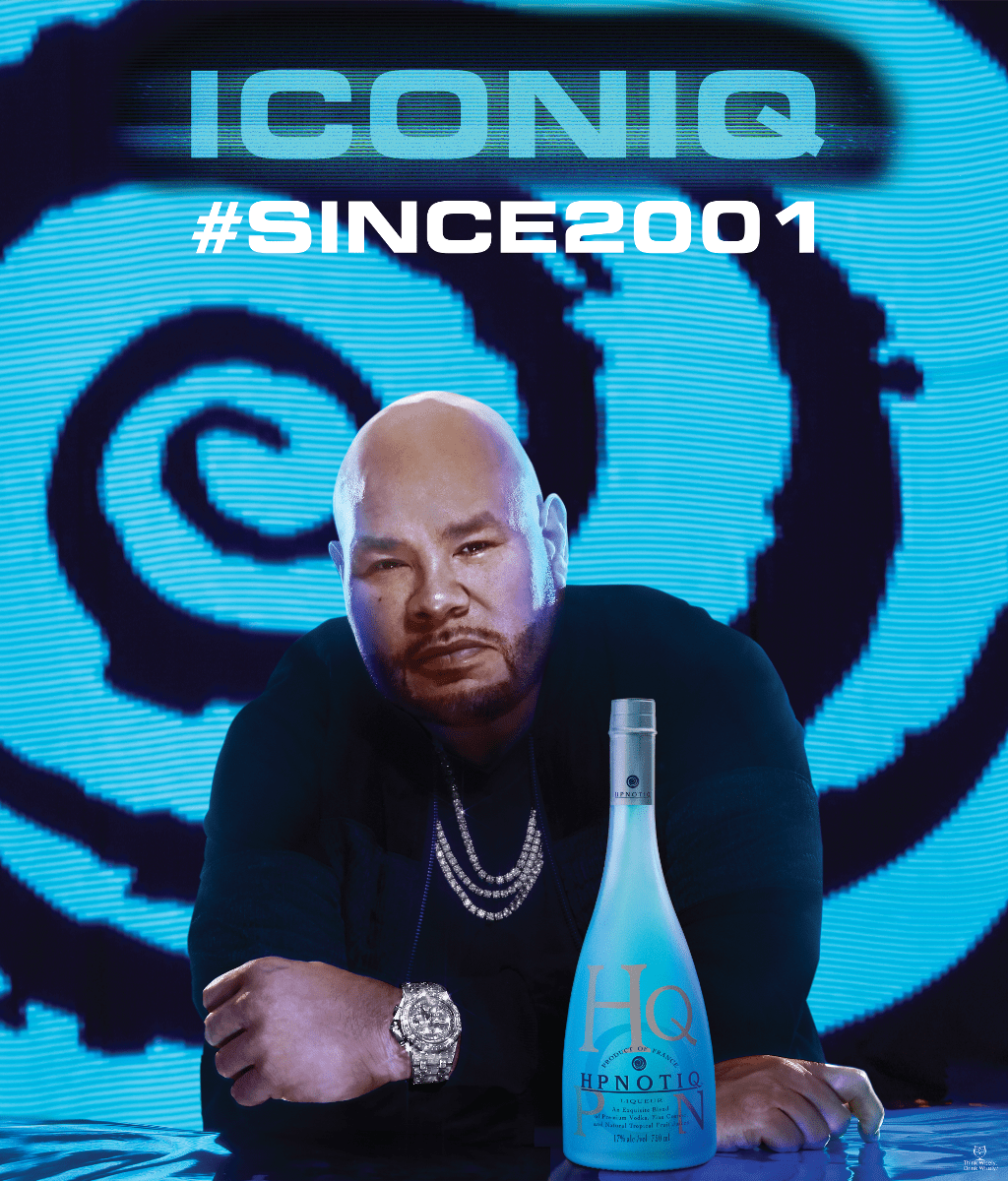 Hpnotiq Launches Limited Edition OG Package with Fat Joe
