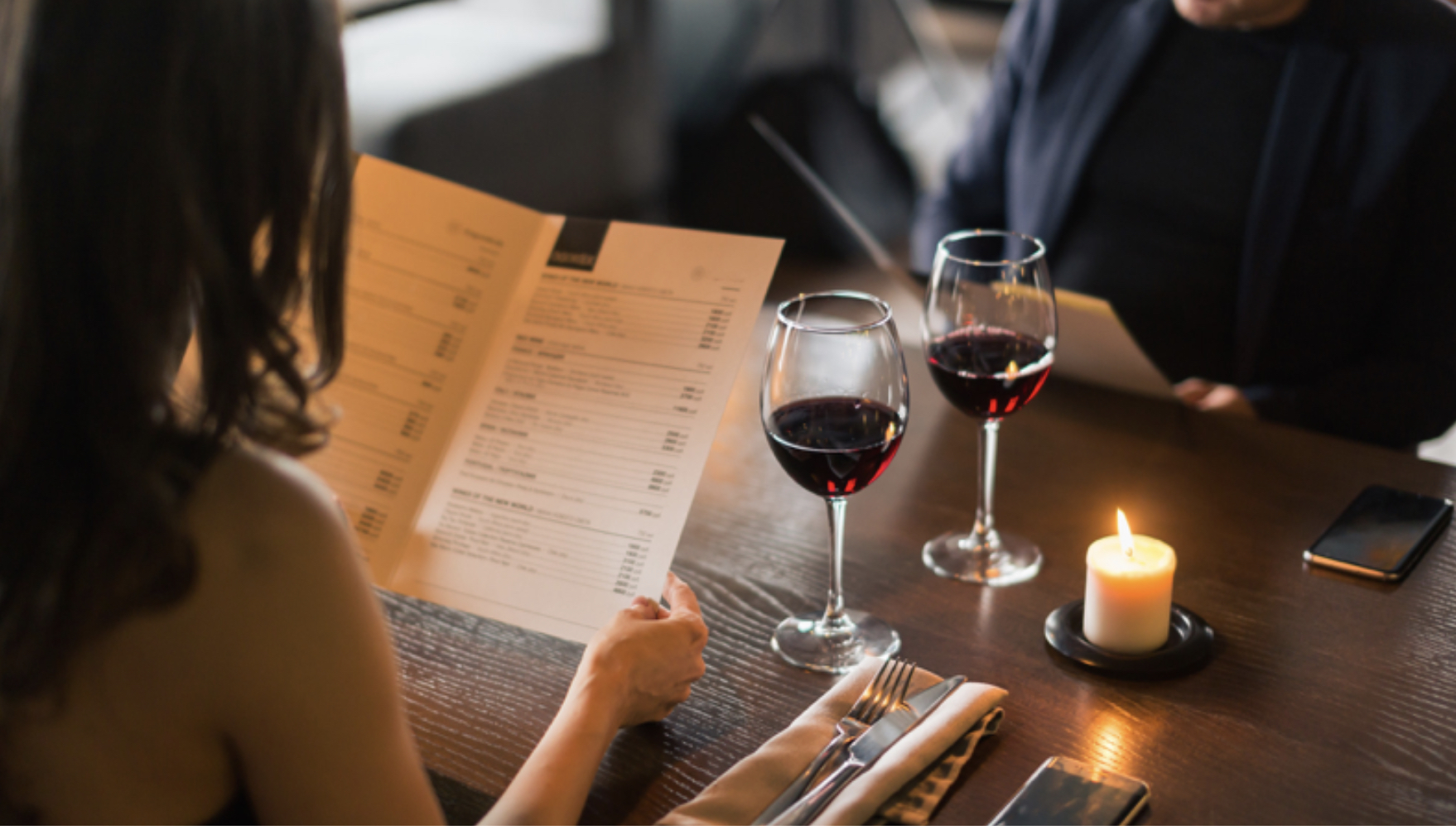 Design Science: How to Create an Effective Restaurant Menu