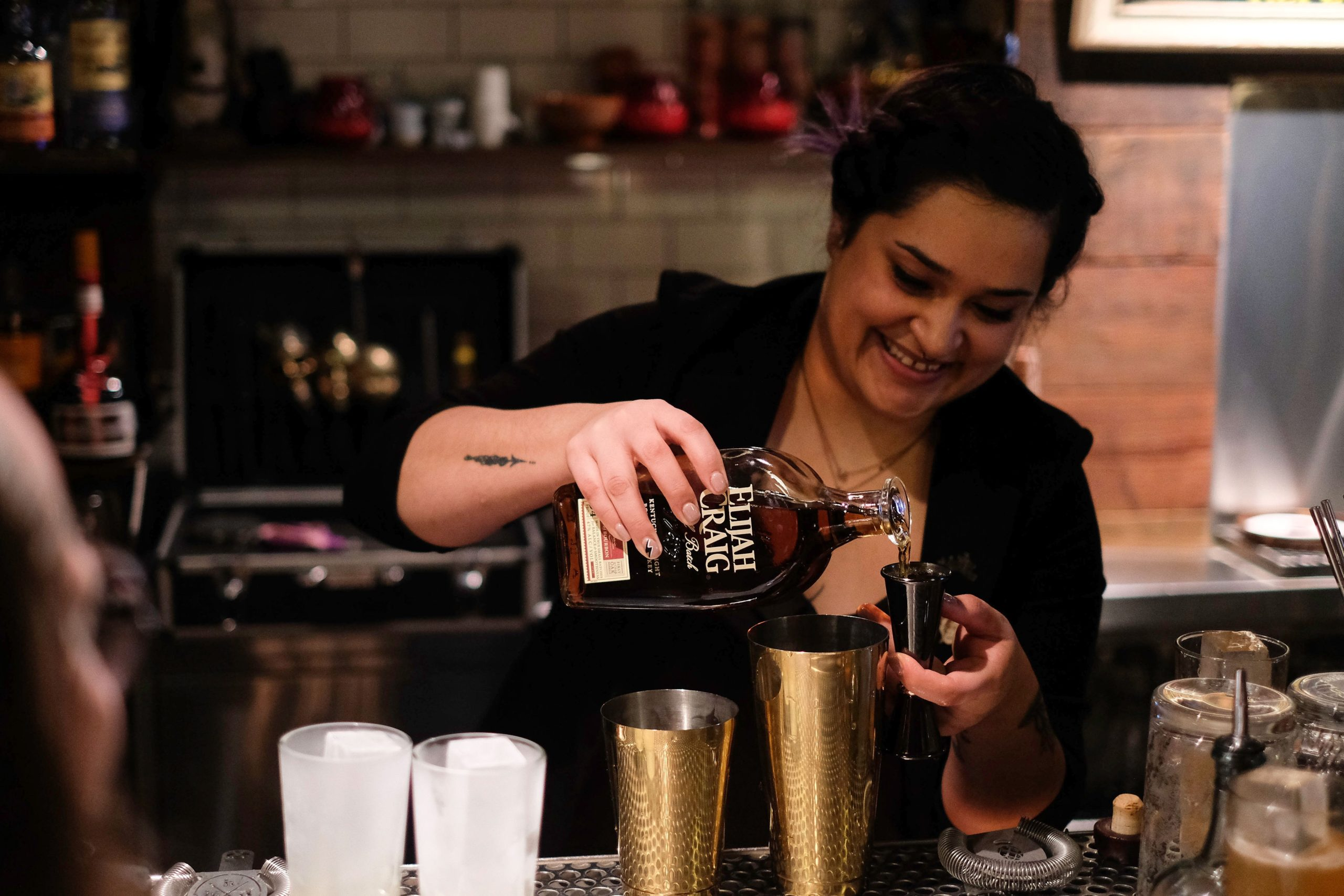 Bartender of the Year Austin Finalist Looks to Mother's Inspiration for Winning Cocktail