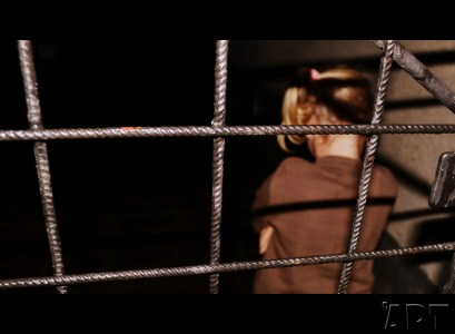 Imprisoned in her own world
