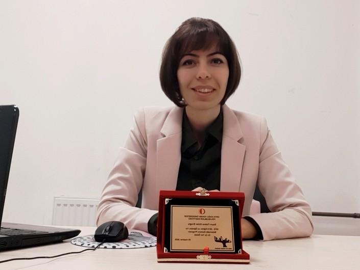 """Bartın Üniversitesi öğretim elemanın doktora çalışmasına """"ODTÜ Yılın Tezi"""" ödülü verildi"""