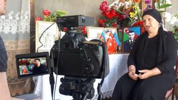 Ahıskalı şehitlerin hatıraları belgesel filmlerle yaşatılıyor