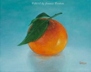 Prints of A Tasty Orange