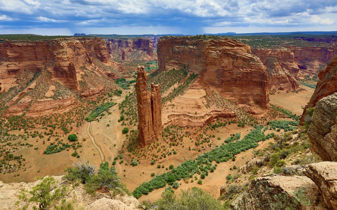 CANYON DE CHELLY & WINDOW ROCK