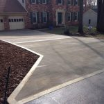 Beautiful Concrete Driveway by Bartley