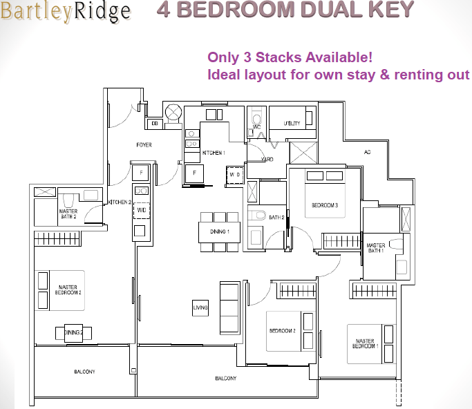 1 2 3 bedroom condo floor plans for 1 bedroom condo floor plans
