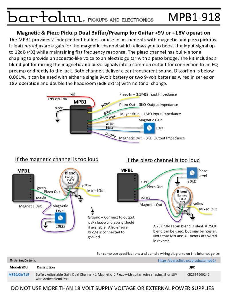 medium resolution of mpb1 918 wiring diagram
