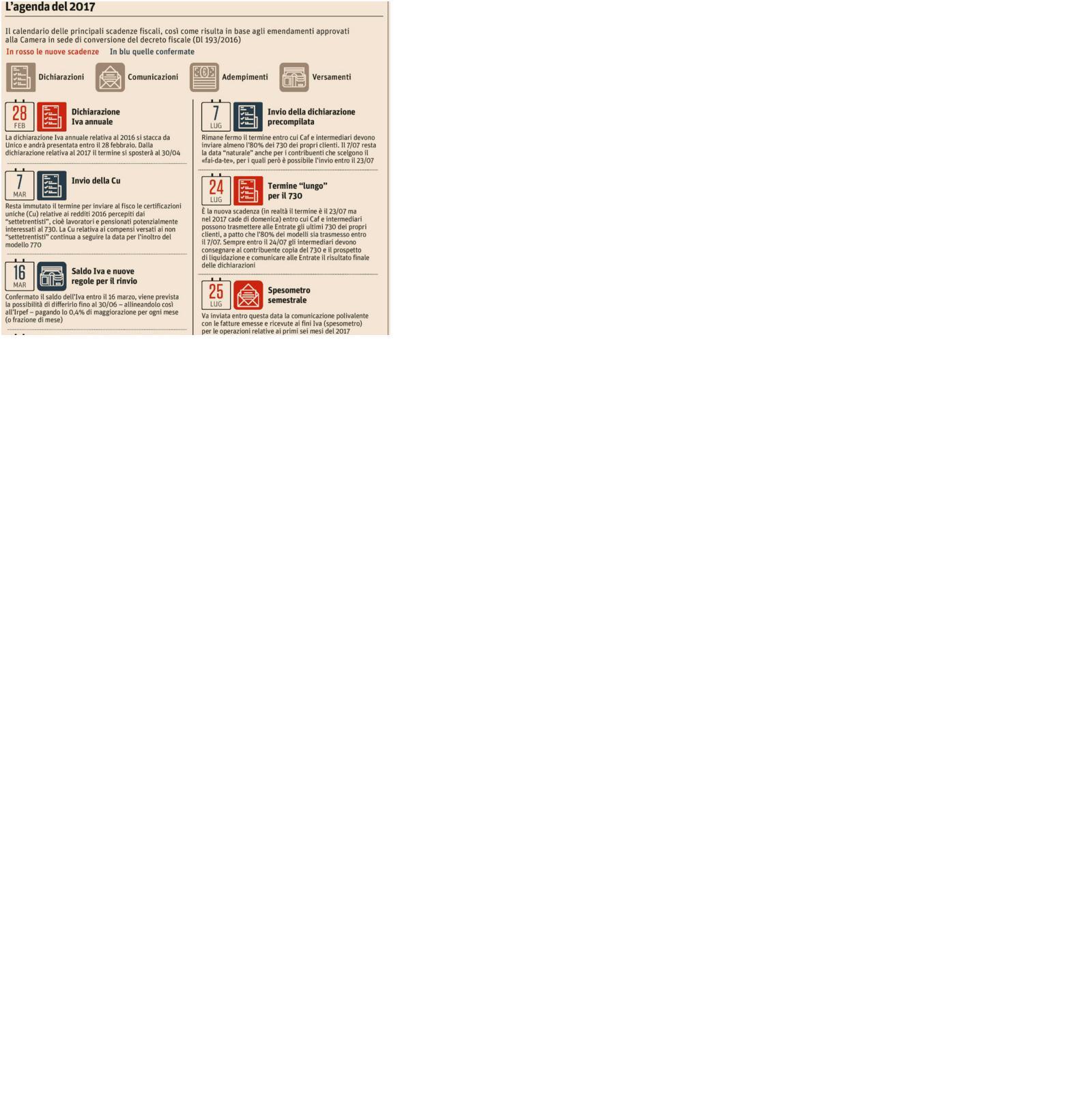 Calendario Giuliano Conversione.Agendafiscale1 Giuliano Bartolomei