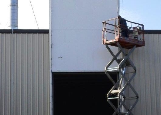 Fumigation Doors  Barton Overhead Door Inc