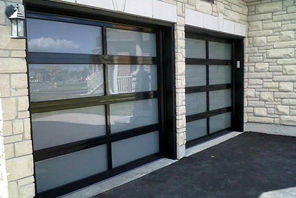 FullView Garage Doors  Barton Overhead Door Inc