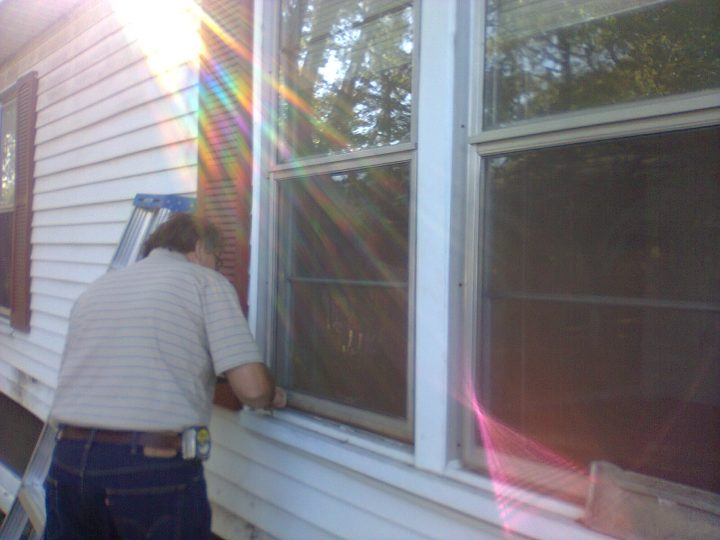 Measuring for Windows and Window Screens