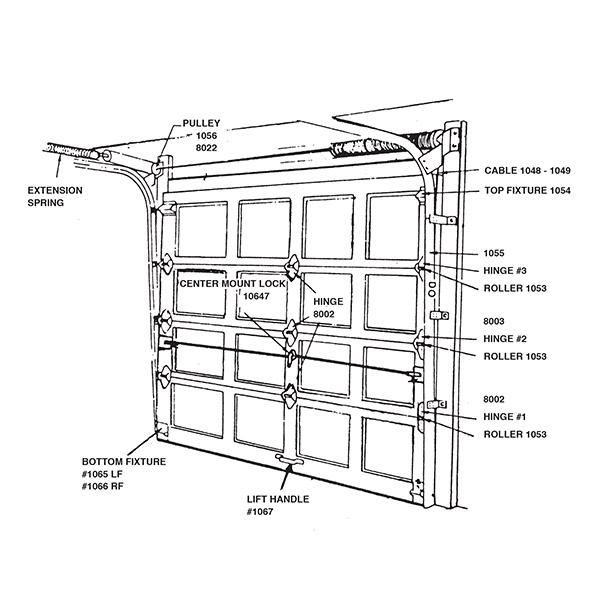 Garage Doors Drawings & Drawing Garage Doors Garage Doors