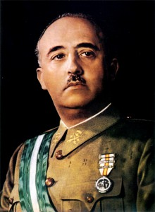 Generała Francisco Franco Bahamonde