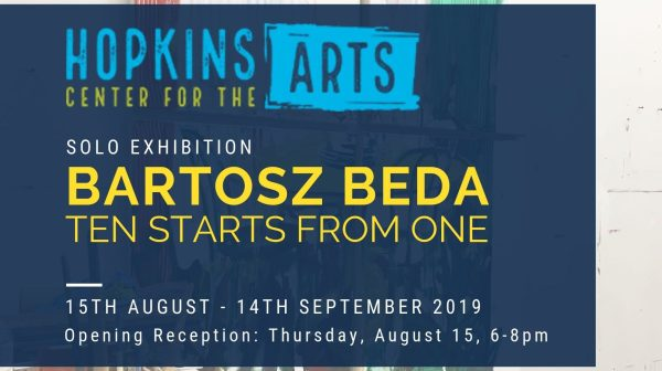 Hopkins Center Arts Bartosz Beda