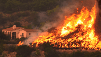 Fire Insurance for Homeowners in California