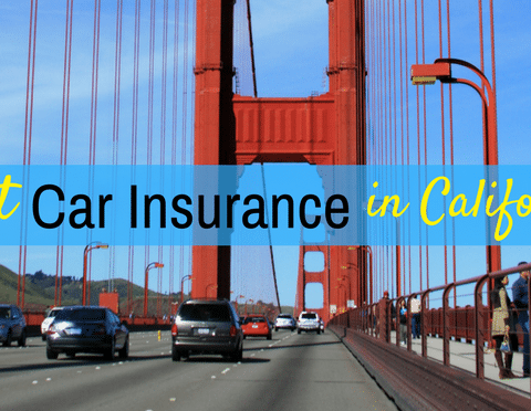 CHANGES WITH AUTO INSURANCE IN CALIFORNIA