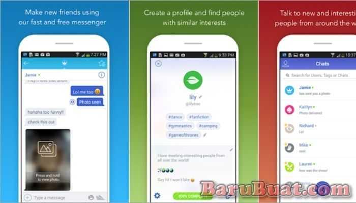 Aplikasi Chatting Anonim 8