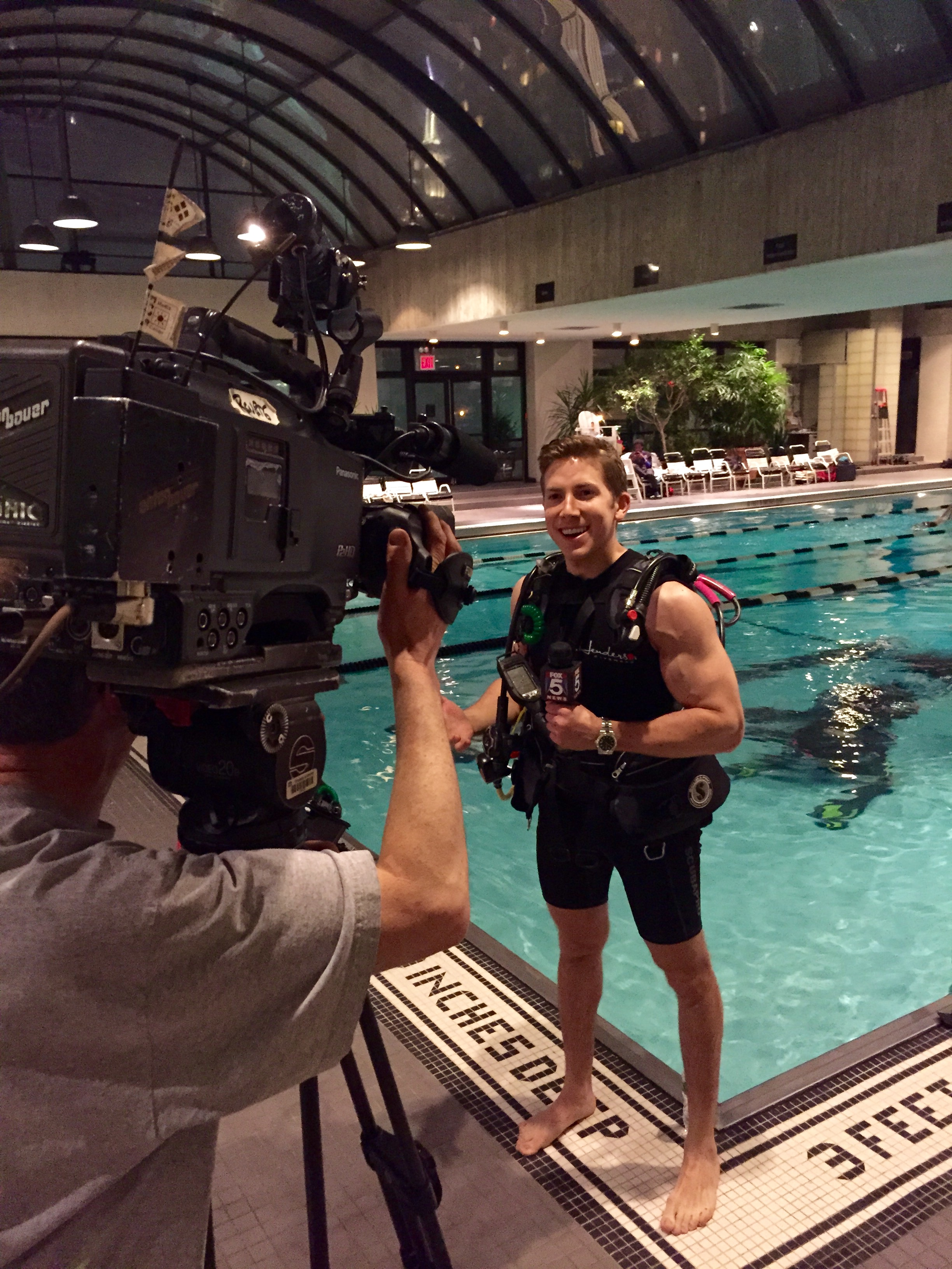 SCUBA Diving Certification - Baruch Shemtov