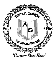 Baruch College Accounting Society