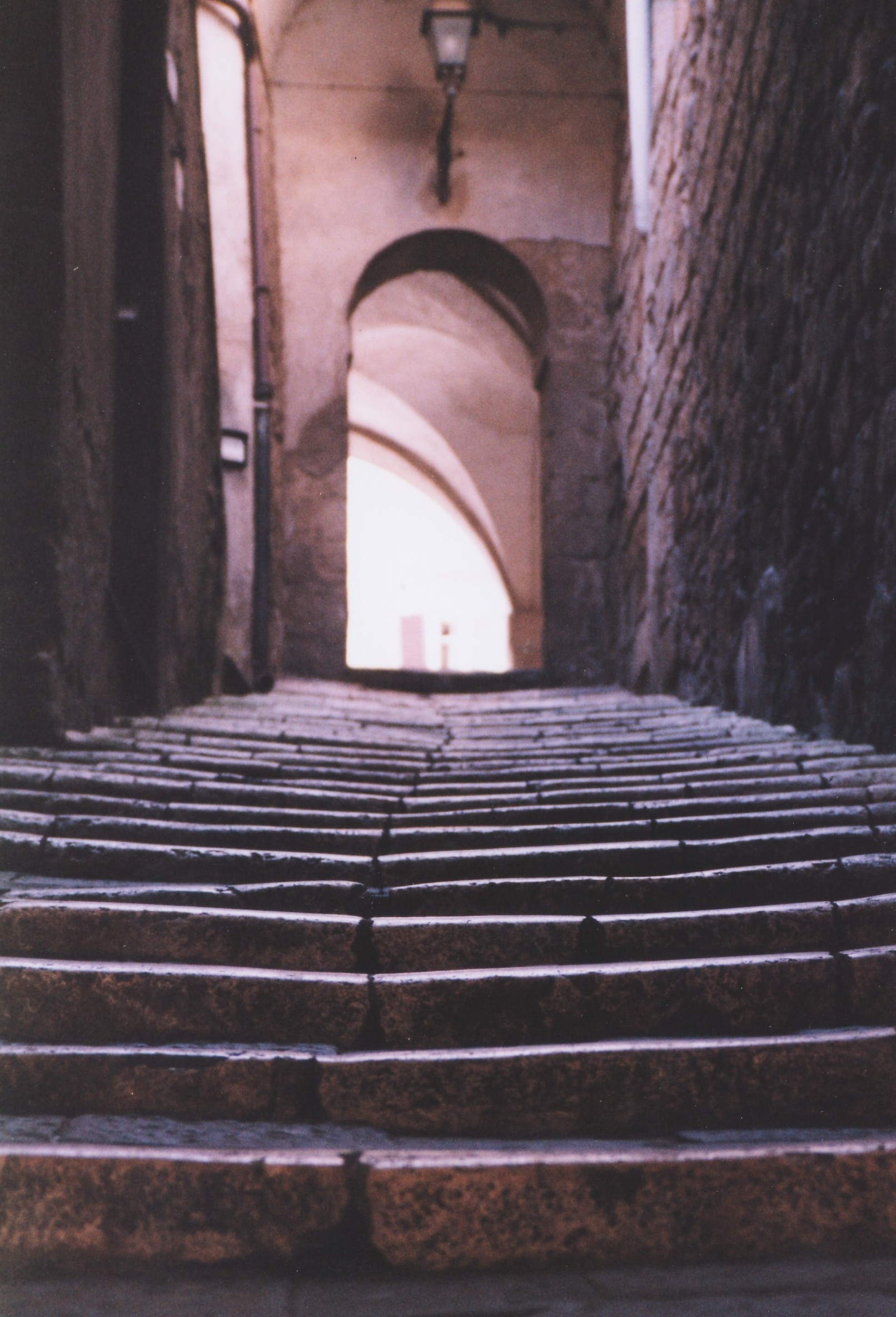 Pitigliano,, marzo 2006