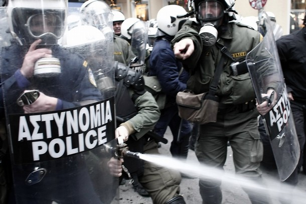 GREECE-POLITICS-DEMO