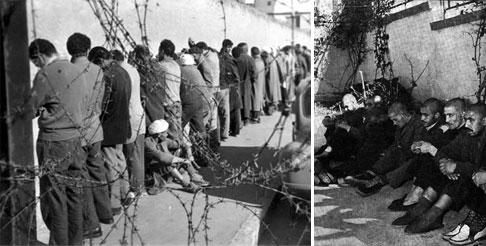 Arresti durante la battaglia d'Algeri