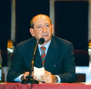 Il sostituto procuratore Pietro Calogero
