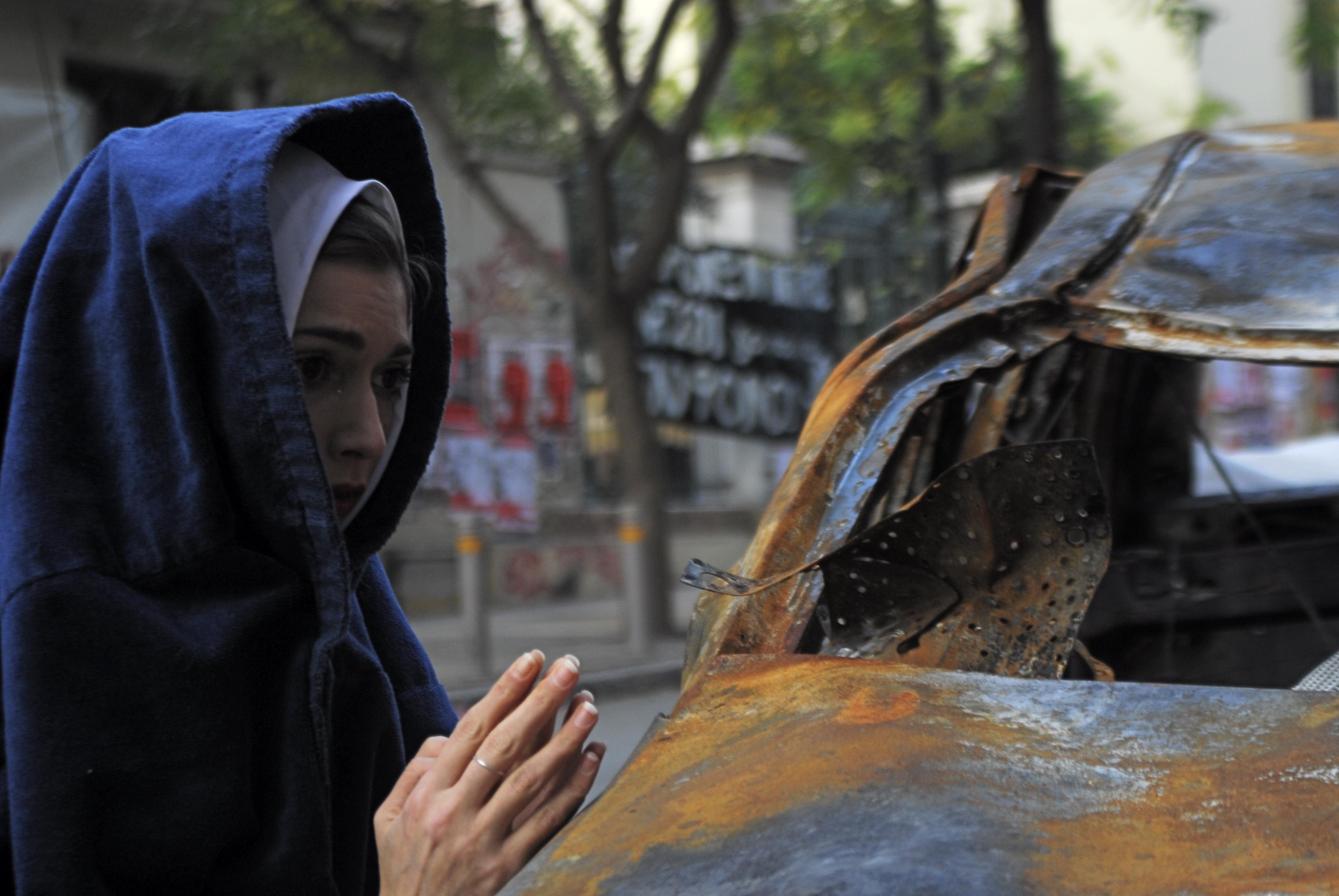 Foto di Valentina Perniciaro _Fucking Mary in Athens_