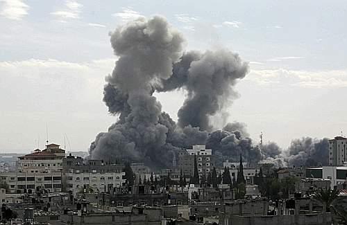 MIDEAST-PALESTINIAN-ISRAEL-MIDEAST-CONFLICT-GAZA