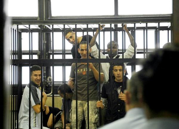 I rivoltosi di Via Corelli sotto processo a Milano
