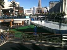 Ice Rink Cosmopolitan Las Vegas