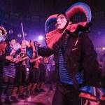supporting King Lagoon's Flying Swordfish Dance Band, Speigeltent, Brighton Fringe 2016