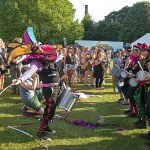 Funk The Format, Hove Park 2017 | Photograph © photosbydavid.org